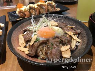 Foto 1 - Makanan(Truffle Gyudon) di Sushi Matsu - Hotel Cemara oleh Tiny HSW. IG : @tinyfoodjournal