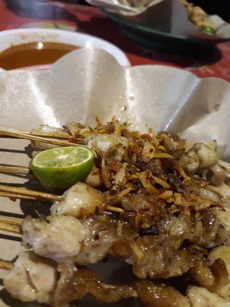 Foto Makanan di Sate Taichan Pak Man