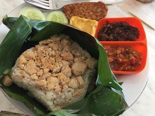 Foto 1 - Makanan di Nasi Bakar Roa oleh Marsha Sehan