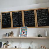 Foto Foto menu diambil pada Januari 2021 di Drips Coffee