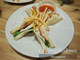 Foto 2 - Makanan di Kopiologi oleh Jihan Rahayu Putri
