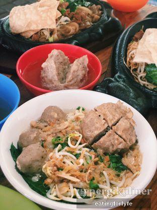 Foto 2 - Makanan di Bakso & Mie Ayam Yamin 33 oleh Fioo | @eatingforlyfe