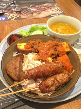 Foto 2 - Makanan di Sate Khas Senayan oleh @Itsjusterr