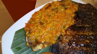 Foto 5 - Makanan di Cak Ghofur Seafood oleh Jocelin Muliawan