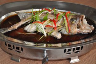 Foto 7 - Makanan(Ikan Tim) di Waroeng Kampoeng Seafood & Ropang oleh Christian | IG : @gila.kuliner13