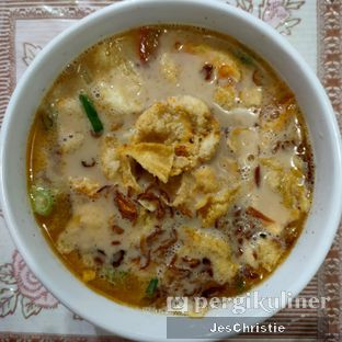 Foto 1 - Makanan(Soto Betawi Daging) di Soto Betawi Nyonya Afung Express oleh JC Wen