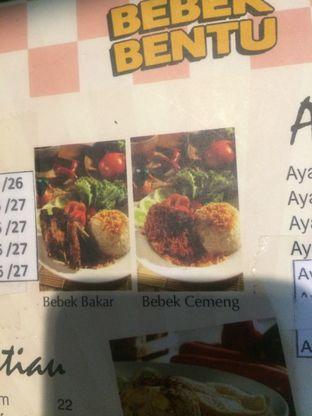 Foto - Makanan di Bebek Bentu oleh Jajang Rohimat