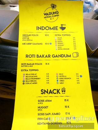 Foto review Warung Modal Kawin oleh Kuliner Sama Agam 4