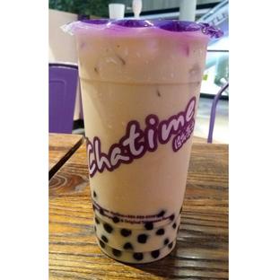 Foto - Makanan(Pearl Milk Tea) di Chatime oleh melisa_10