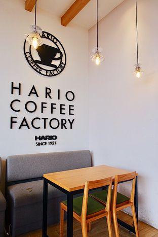 Foto 1 - Interior di Hario Coffee Factory oleh inggie @makandll