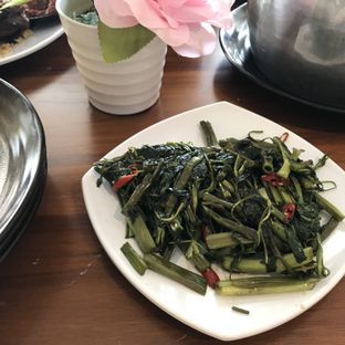 Foto 5 - Makanan(Tumis Kangkung) di Ayam Gallo oleh @stelmaris