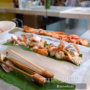 Foto review Satoo Garden Restaurant & Lounge - Hotel Shangri-La oleh Darsehsri Handayani 21