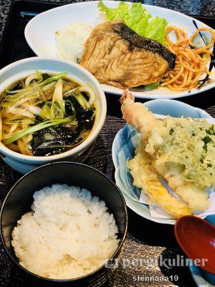 Foto 4 - Makanan(teriyaki and noodle set) di Sushi Sei oleh Sienna Paramitha
