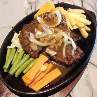 Foto Makanan di Steak Hut