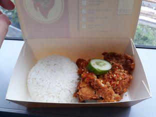 Foto 1 - Makanan di Geprek Bensu oleh Maissy  (@cici.adek.kuliner)
