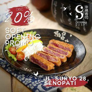 Foto 4 - Makanan di Okinawa Sushi oleh Seno Thea