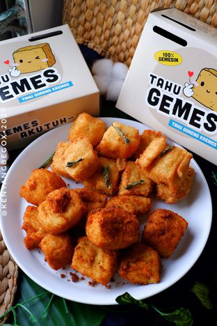 Foto review Tahu Gemes oleh Vionna & Tommy 1