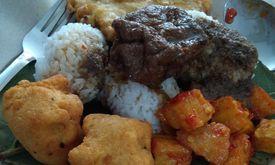 Nasi Jamblang Asli Khas Cirebon