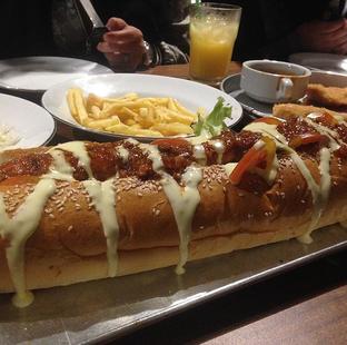 Foto 1 - Makanan di Eat Boss oleh RI 347 | Rihana & Ismail