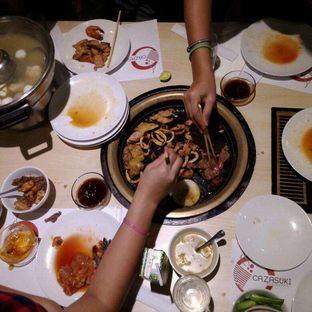Foto 2 - Makanan di Caza Suki - Oria Hotel oleh Dwi Izaldi