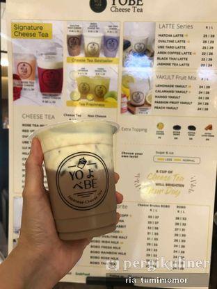Foto review Yobe Cheese Tea oleh riamrt  1