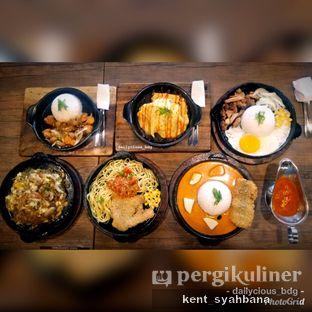 Foto 1 - Makanan di Ow My Plate oleh @dailycious_bdg