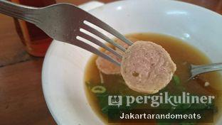 Foto review Mie Ayam Bakso Yunus oleh Jakartarandomeats 4