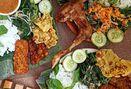 Foto Makanan di Pecel Pincuk Ayam Lodho Mbak Ti