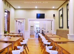 6  Cafe Baru di Bandung yang Bikin Betah