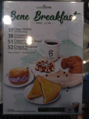 Foto 1 - Menu di Caffe Bene oleh Chris Chan