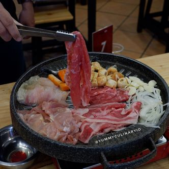 Foto Makanan di Simhae Korean Grill