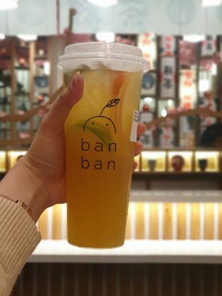 Foto review Ban Ban oleh ruth audrey 2