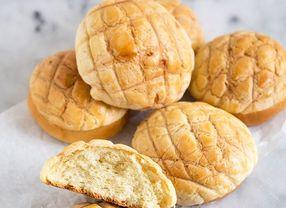 Sisilah Melonpan Si Roti Unik Khas Jepang