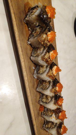 Foto 2 - Makanan(Deep Fried Scallop Rolls) di Kura Sushi oleh Vita Amelia