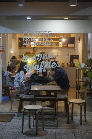 Foto 13 - Interior di BROWNFOX Waffle & Coffee oleh yudistira ishak abrar