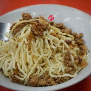 Foto 1 - Makanan di Mie Ayam Bakso Bangka AL oleh Kuli Kuliner