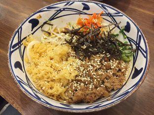 Foto 1 - Makanan di Marugame Udon oleh awakmutukangmakan