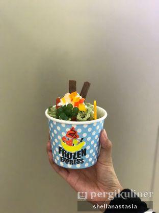 Foto 1 - Makanan(sanitize(image.caption)) di Frozen Express oleh Shella Anastasia