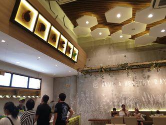 Foto Interior di 6Pack Salad Bar