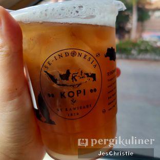 Foto 4 - Makanan(Hazelnut Tea) di Kopi Se-Indonesia oleh JC Wen