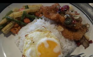 Foto - Makanan di Tutup Panci Bistro oleh irma Wulan