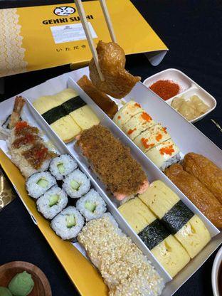 Foto review Genki Sushi oleh Yohanacandra (@kulinerkapandiet) 1