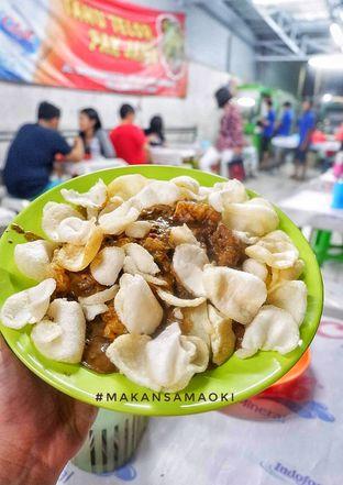 Foto review Tahu Telor Pak Jayen oleh @makansamaoki  1