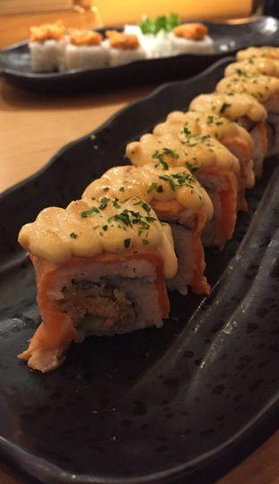 Foto 1 - Makanan di Sushi Tei oleh Thomas