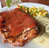 Foto wagyu sirloin 4-5 di Abuba Steak