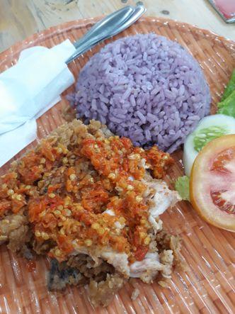 Foto Makanan di Ayam Geprek Klepek Klepek