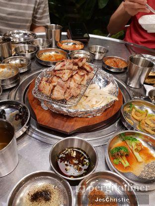 Foto 2 - Makanan(Sam Gyeop Sal) di Mr. Park oleh JC Wen