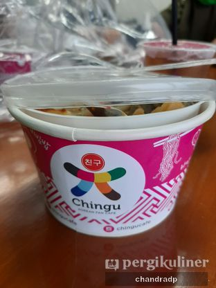 Foto 4 - Makanan di Chingu Korean Fan Cafe oleh chandra dwiprastio