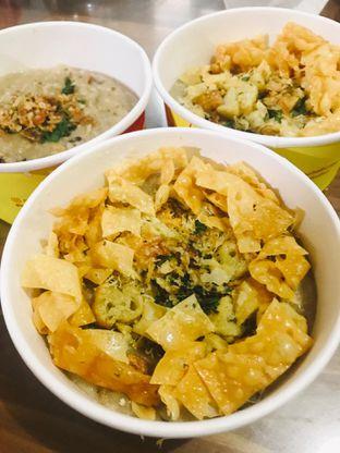 Foto 1 - Makanan di Chacha Bubur Goreng oleh Margaretha Helena #Marufnbstory
