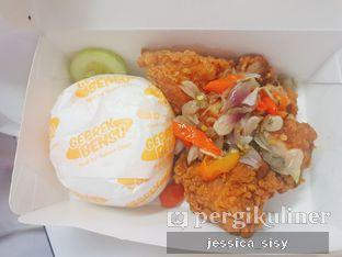 Foto review Geprek Bensu oleh Jessica Sisy 2